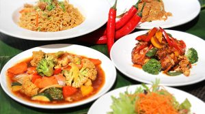 w senses restaurant chinese