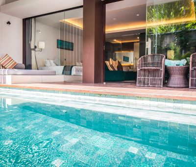 watermark hotel bali Club watermark suit with private pool