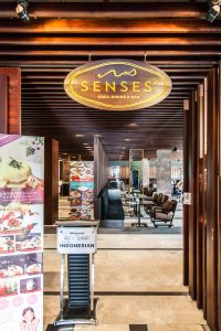 watermark hotel bali w senses restaurant