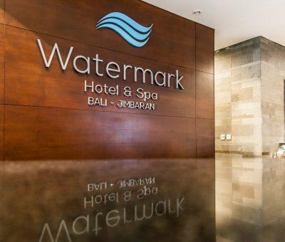 watermark hotel bali Front office