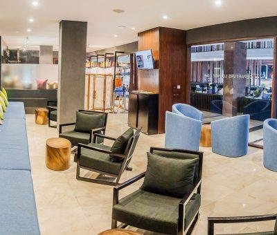 watermark hotel Departure Lounge
