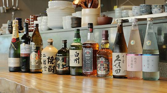 imadoki menu sake