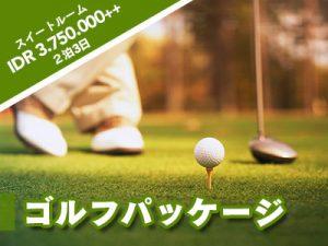 ゴルフパッケージ