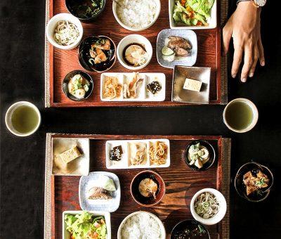 watermark hotel & spa bali Imadoki breakfast