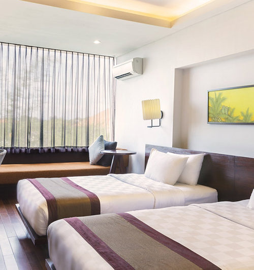 Superior room Watermark Hotel Bali