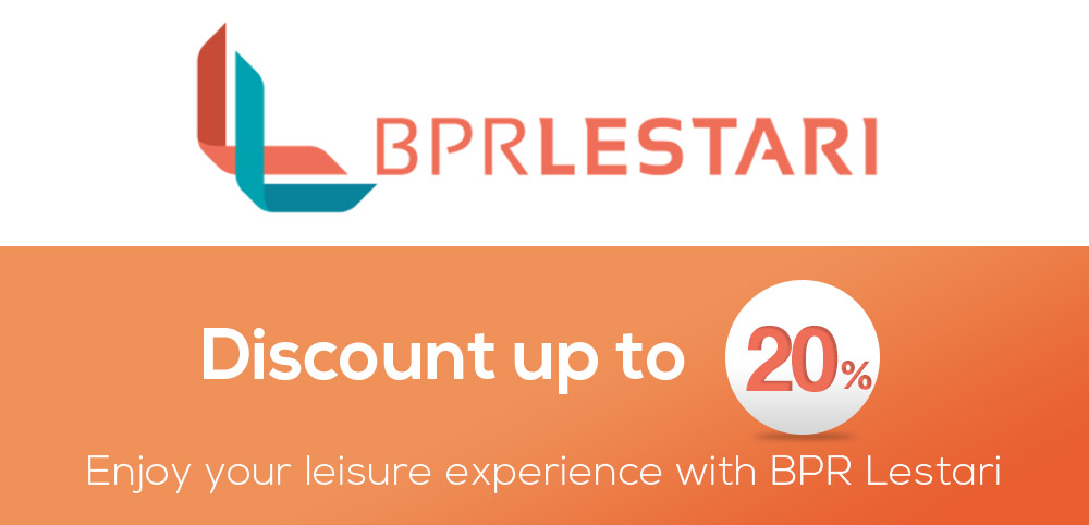 BPR Lestari Promo Package