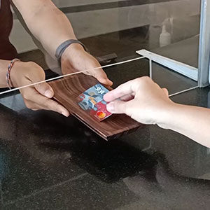 CASHLESS PAYMENT covid-19