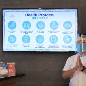 health protocol covid-19